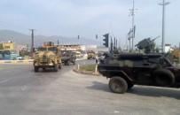 KOMANDO - Sınıra Askeri Araç Takviyesi Sürüyor