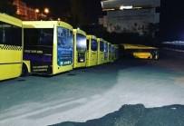 TOPLU TAŞIMA - Özel Halk Otobüslerine Sıkı Denetim