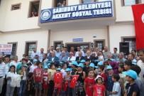 MEHMET BÜYÜKEKŞI - Şahinbey Belediyesi Akkent Sosyal Tesisi Hizmete Açıldı