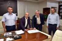 SÜT ÜRÜNLERİ - Salihli OSB'ye Yatırımcılardan Yoğun Talep