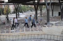 OYUN DÜNYASI - Şanlıurfa'da Çocuk Oyun Dünyası İnşaatı Devam Ediyor