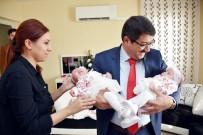 FARUK ÇELİK - Şehzadeler'in 'Hoş Geldin Bebek' Ziyaretleri Sürüyor