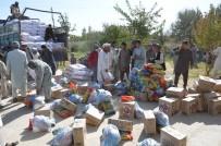 KENAN YıLDıRıM - TİKA'dan Afganistan'da 500 Göçmen Aileye İnsani Yardım