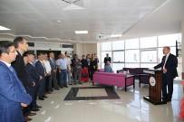 GAZIOSMANPAŞA ÜNIVERSITESI - Tokat Devlet Hastanesi Kardiyopulmoner Rehabilitasyon Ünitesi Törenle Hizmete Açıldı