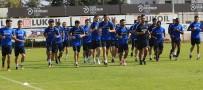 ALI YıLMAZ - Trabzonspor, Rejenerasyon Ve Taktik Çalışması Yaptı
