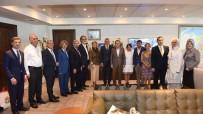 AVŞA ADASI - Türkiye Kent Konseyleri Birliği Büyükşehir'de