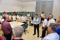 GÖZ MUAYENESİ - Tütüncü, Belediye Sağlık Merkezi'ni Tanıttı