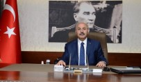 KURTULUŞ SAVAŞı - Vali Köşger, Adnan Menderes'i Unutmadı