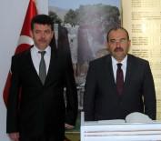 MEHMET ALİ ÖZKAN - Vali Ustaoğlu'ndan Emniyet Ve Tugaya Ziyaret