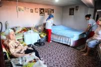 KARABAĞ - Yaşlı Ve Engellilerin Evlerini Temizliyorlar