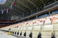 İNÖNÜ STADI - Yeni Stattaki İlk Maçın Biletlerine İlgi Büyük