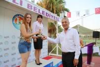 TENİS TURNUVASI - Zafer Turnuvası'nda Kupalar Sahibini Buldu