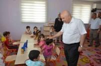 ADıYAMAN ÜNIVERSITESI - Adıyaman Üniversitesi Kreşinin Yeni Eğitim Öğretim Yılı İlk Toplantısı Yapıldı