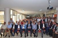 MEHMET EMIN ŞIMŞEK - AK Parti'de Tanışma Toplantısı