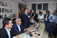 MIKAIL ARSLAN - AK Parti İl Başkanlığı Görevini Muzaffer Aslan Devraldı
