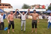 İLYAS ŞEKER - Altın Kemer Paşa Yağlı Güreşleri'nde Başpehlivan İsmail Balaban
