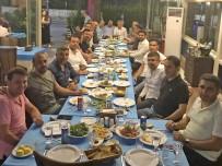 BESİ ÇİFTLİĞİ - ATO Başkan Adayı Şahbaz'a Destek