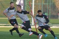 GAZIANTEPSPOR - B.B. Erzurumspor, Gaziantepsor Maçının Hazırlıklarını Tamamladı