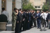 AHMET ARSLAN - Bakan Arslan Kilis'te Ziyaretlerde Bulundu