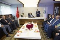 SÜLEYMAN KAMÇI - Bakan Fakıbaba Açıklaması 'Kayseri'den Hiçbir Şeyi Esirgemeyeceğiz'