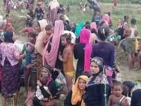 KATLIAM - Bangladeş'e Sığınan Arakanlı Sayısı 450 Bine Ulaştı