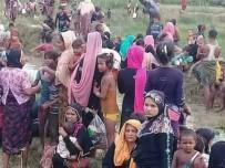 KATLIAM - Bangladeş'e Sığınan Arakanlıların Sayısı Artıyor