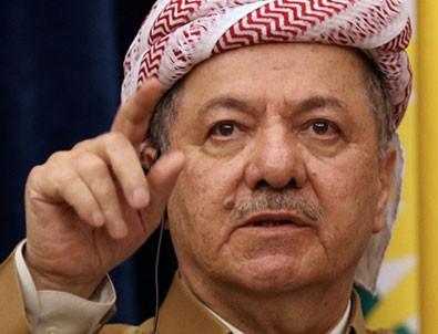 Barzani'den skandal referandum açıklaması