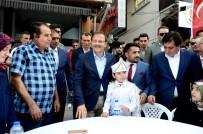 ÇAVUŞOĞLU - Başbakan Yardımcısı Çavuşoğlu Açıklaması 'Bu Ülke Kimseye Pabuç Bırakmayacak'