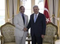 VAHDETTIN - Başbakan Yıldırım, Pencap Eyaleti Başbakanı Şerif'i Kabul Etti