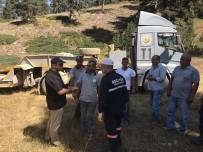 BALLıCA - Başkan Bakıcı'dan Yangın Açıklaması