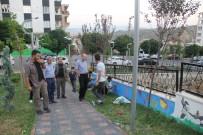 HASSASIYET - Başkan Dülgeroğlu Çocuk Parkı Çalışmalarını İnceledi