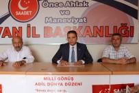 DEMİRYOLLARI - Başkan İlhan'dan 'Cazibe Merkezleri' Açıklaması