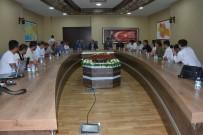 MEHMET ÇELIK - Bölge Medyası Siirt'te Toplandı