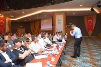 KENTSEL DÖNÜŞÜM PROJESI - Bursa Belediyelerine Eğitim Semineri