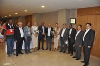 MEHMET BÜYÜKEKŞI - Büyükelçiler Gaziantep'te Buluştu