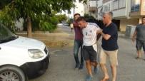 HIRSIZLIK ZANLISI - Çaldığı Motosikleti Çalıştıramayınca Kaçtı, Polislerin İkamet Ettiği Apartmana Saklanınca Yakalandı