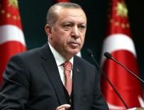 FATİN RÜŞTÜ ZORLU - Cumhurbaşkanı Erdoğan'dan Menderes mesajı