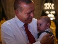 A HABER - Cumhurbaşkanı Erdoğan'dan 'bebekli' fotoğraf