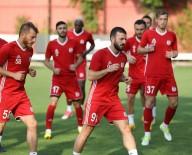 MUSTAFA EMRE EYISOY - Demir Grup Sivasspor, Osmanlıspor Maçına Hazır