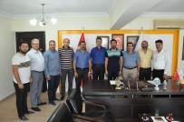 GENÇLİK KOLLARI - Didim Ticaret Odası'ndan AK Parti'ye Ziyaret