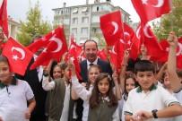 OKUL FORMASI - Edirne Belediye Başkanı Gürkan Açıklaması 'Atatürk İlkeleri Işığınız, Yolunuz Aydınlık Olsun'