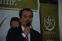 FATİH ERBAKAN - Erbakan Açıklaması 'Anadolu'ya Milli Görüş Mayasını Çalmak İçin Uğraşıyoruz'