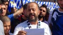 REKOR - Erzurum'da TFF'ye Turnike Tepkisi