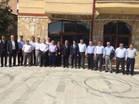 MÜFTÜ VEKİLİ - Eskişehir İlçe Müftüler Toplantısı Günyüzü İlçesinde Yapıldı