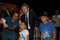 BAHÇEŞEHIR - Fenerbahçe Antalya'da