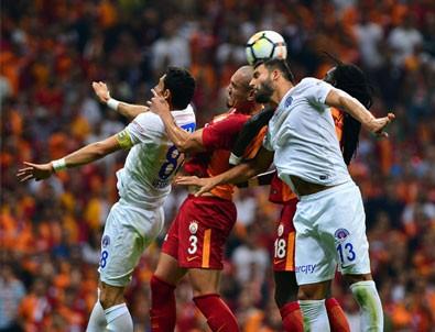 Galatasaray 2 - 0 Kasımpaşa