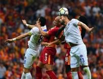 SPOR TOTO SÜPER LIG - Galatasaray 2 - 0 Kasımpaşa