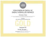 ÜNİVERSİTE KAMPÜSÜ - GAP Yenev'e Uluslararası Altın Sertifika Ödülü