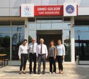 BUZDOLABı - Gaziantep'te 6 Bin 844 Öğrenci Yurt İçin Kredi Yurtlar Kurumuna Başvurdu