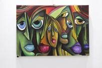 SERGİ AÇILIŞI - Genç Ressamlardan Picasso Esintileri